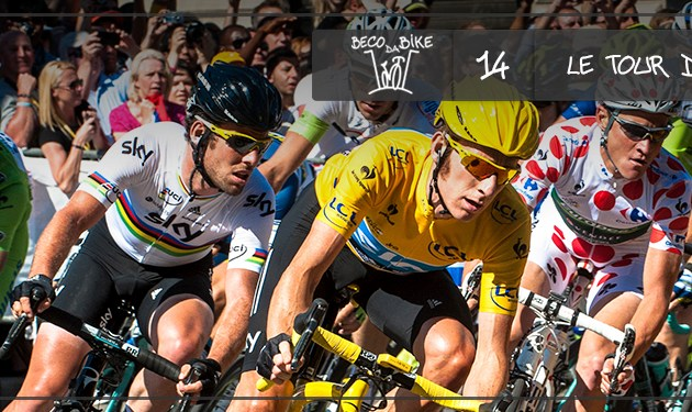 Beco da Bike #14: Le Tour de France