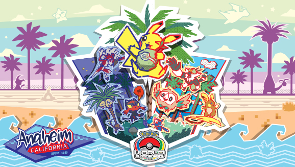 World Championships Pokémon 2017 – Anaheim – California/EUA
