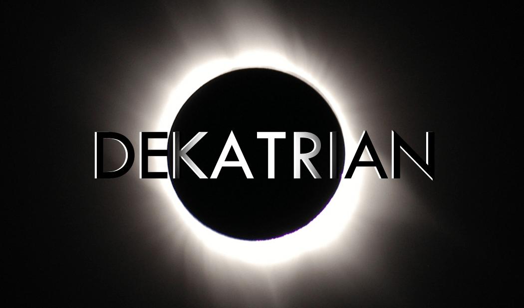 Dekatrian – Um calendário minimamente decente