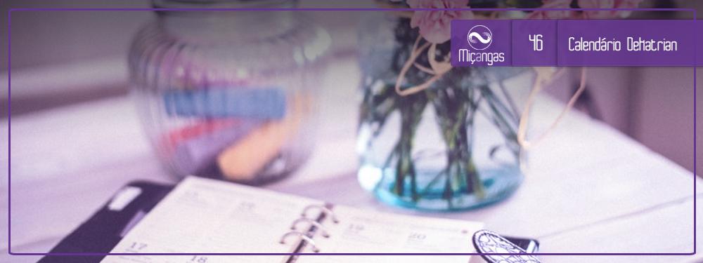 Miçangas #46: Por que DEZembro não é o mês dez?