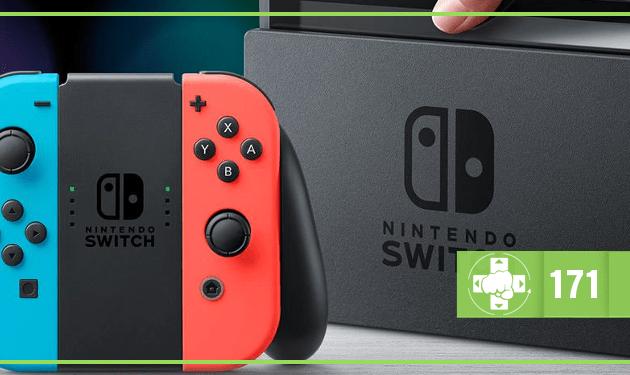 MeiaLuaCast #171: Nintendo Switch