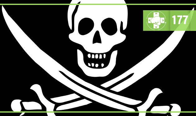 MeiaLuaCast #177: Pirataria