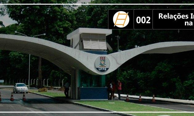 Chute 002 – Ensino de Relações Internacionais na UFPB com Thiago Lima