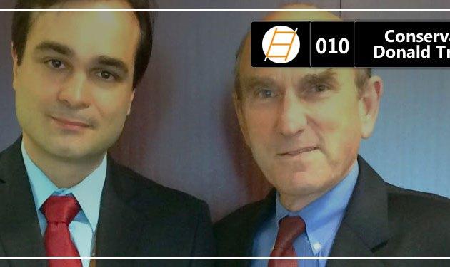 Chute 010 – Carlos Gustavo Poggio fala de Trump e conservadorismo