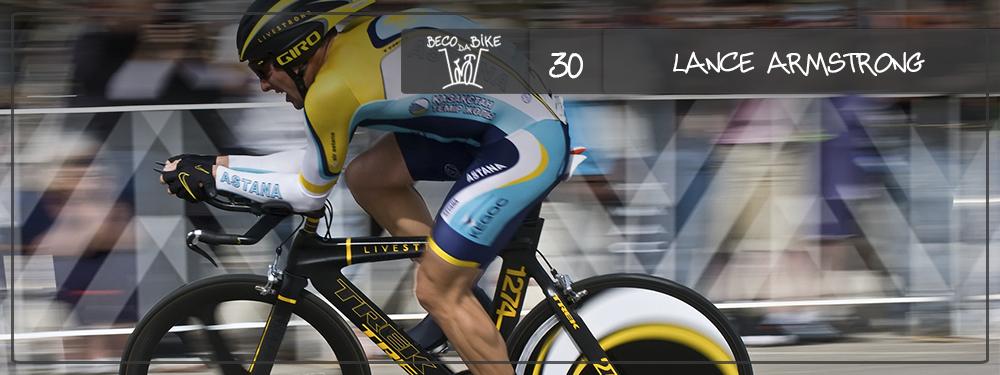 Beco da Bike #30: Lance Armstrong