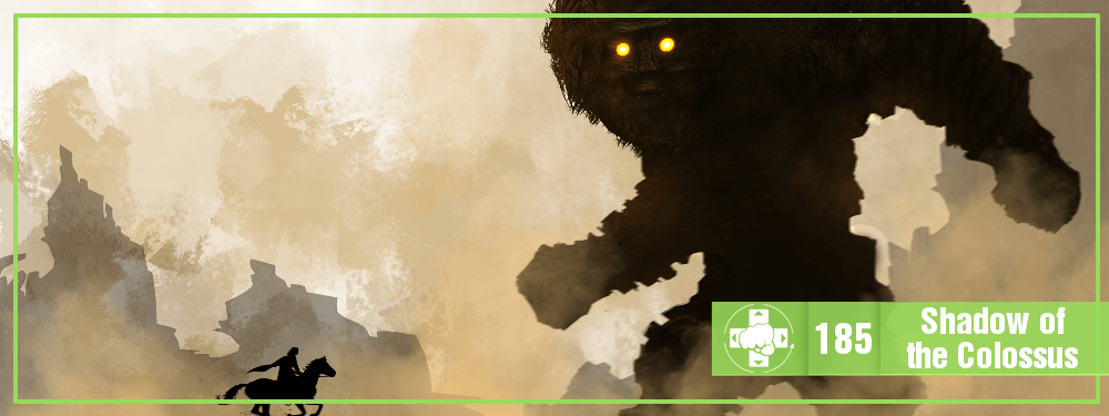 MeiaLuaCast #185: Shadow of the Colossus