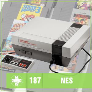 MeiaLuaCast sobre o NES