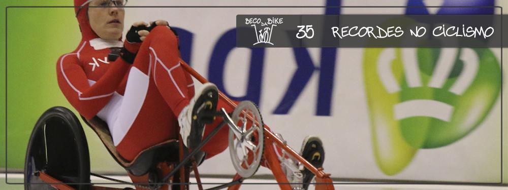 Beco da Bike #35: Recordes no ciclismo