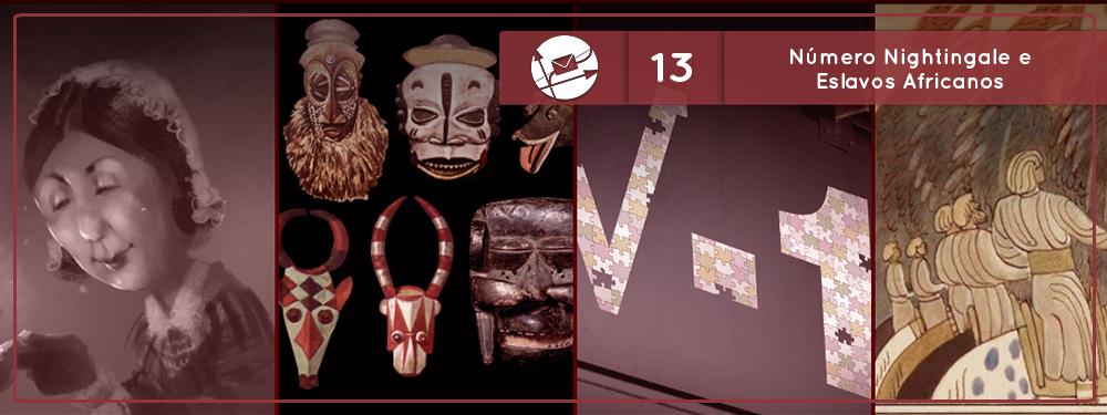Derivadas #13: Número Nightingale e Eslavos Africanos
