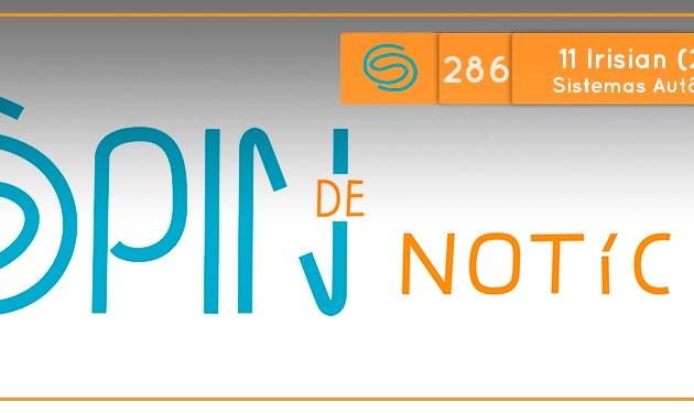 Spin #286: Sistemas Autônomos, IA e Braços Robóticos – 11I18 (24/08/18)