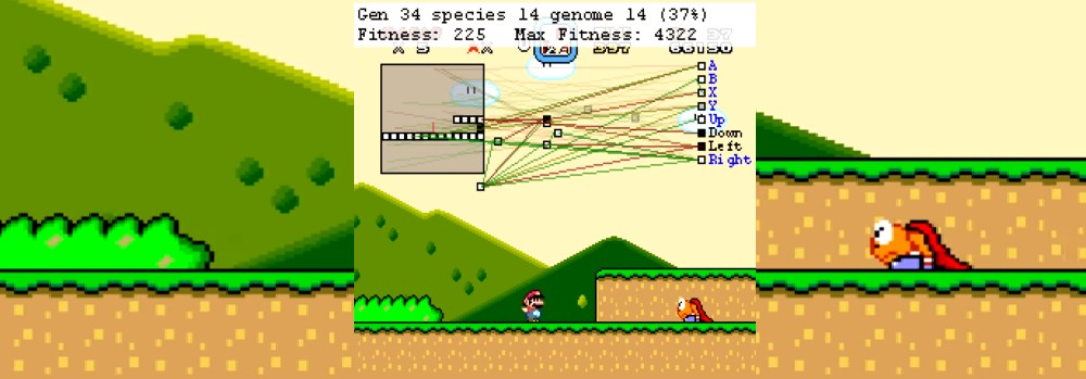 Machine Learning para o jogo do Mario