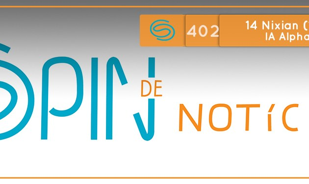 Spin #402: IA AlphaZero – 14N18 (17/12/18)