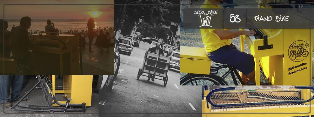 Beco da Bike #58: Piano Bike