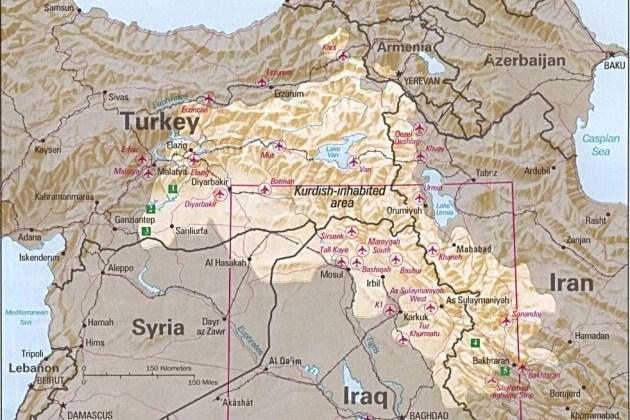 Movimentos Separatistas Capítulo 1: O Megazord Curdistão