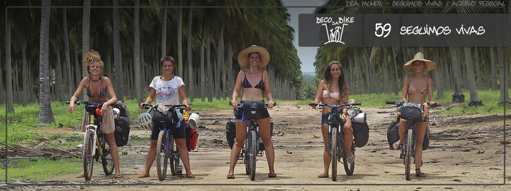 Beco da Bike #59: Seguimos Vivas!
