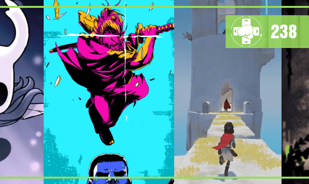 MeiaLuaCast #238: Jogos Indie (Parte 6)