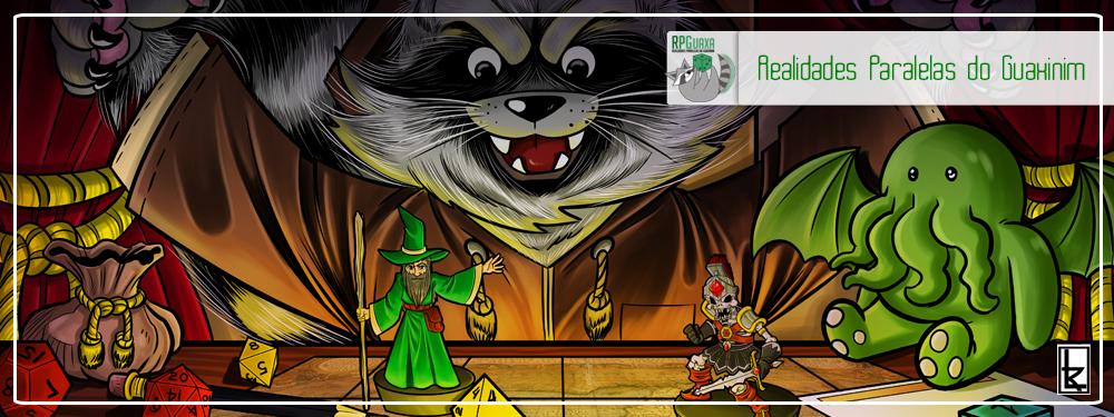O Imposto e o Pé de Galinha (RPGuaxa #29)