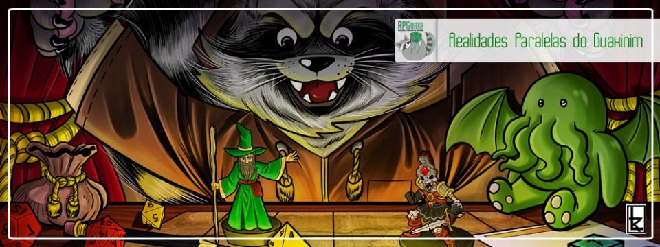 A Sombra das Ondas (RPGuaxa #30)