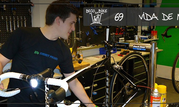 Beco da Bike #69: Mecânico de bicicletas