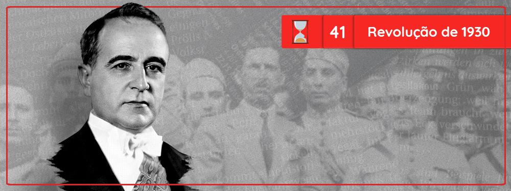 Fronteiras no Tempo #41 A Era Vargas parte 1: A Revolução de 1930