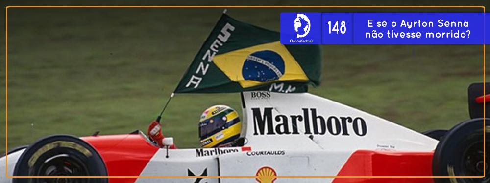 E se o Ayrton Senna não tivesse morrido? (Contrafactual #148)