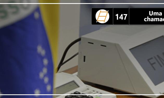 Chute 147 – Uma tragédia chamada eleições