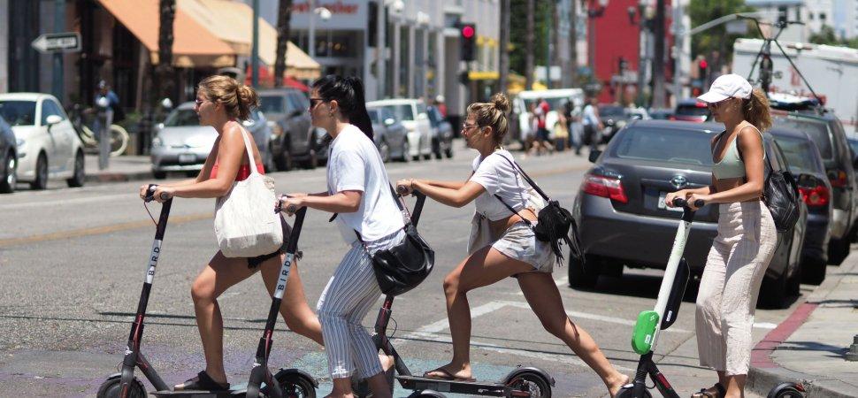 Os patinetes elétricos vão resolver nossos problemas de mobilidade urbana?