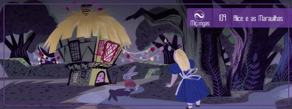 Alice e o Bonde das Maravilhas (Miçangas #109)