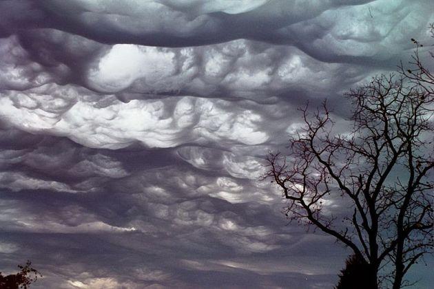 Goethe e os nomes que damos para as nuvens