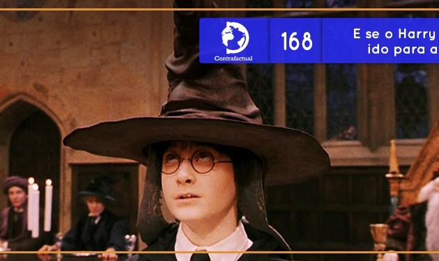E se o Harry Potter tivesse ido para a Sonserina? (Contrafactual #168)