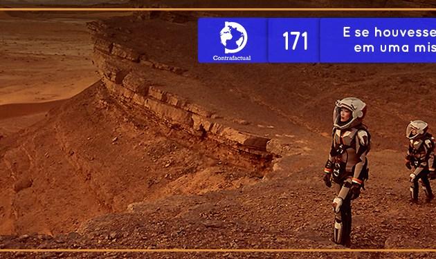 E se houvesse uma gravidez em uma missão a Marte? (Contrafactual #171)