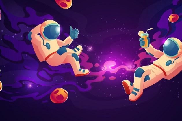 Afinal, como são as leis no espaço sideral?