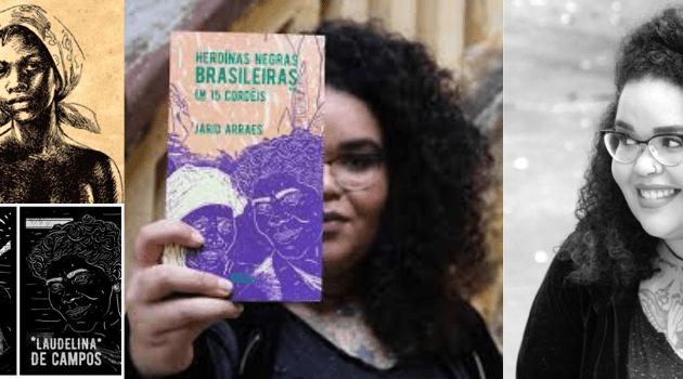 Resenha: Heroínas negras brasileiras em 15 cordéis