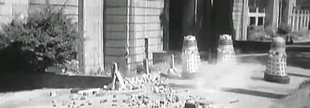 Doctor Who e a Terra Oca