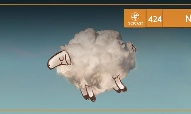 Nuvens (SciCast #424)