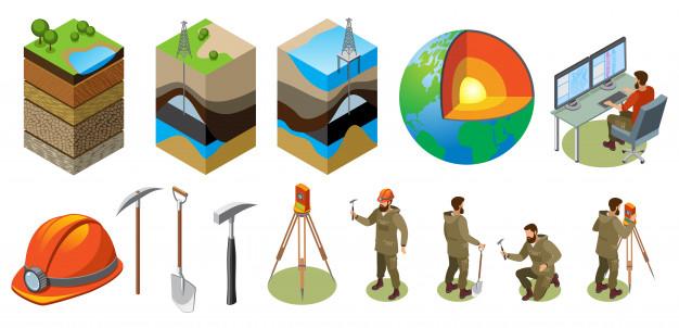 Os profissionais de Geologia, o que estudam e pesquisam?
