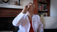 Scientist Swallows 50 Homeopathic dozing capsules To prove a valid point
