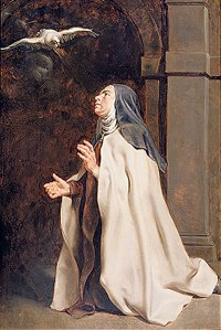 On her 500th anniversary, what is Teresa's large idea?