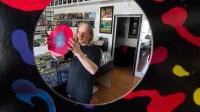 Retro energy sees vinyl sales double