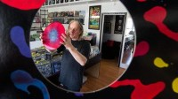 Retro energy sees vinyl sales double