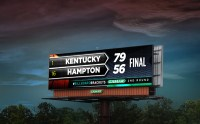 Lamar advertising #BillboardBrackets campaign To circulate NCAA rankings (And Fan Tweets) To Digital Billboards