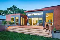 you'd never bet These gorgeous, net-Zero houses were inbuilt A manufacturing unit
