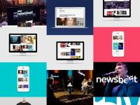 The BBC's Newsbeat program gets A Dynamic New remodel