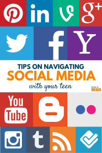 Tips On Navigating Social Media With Your Teen