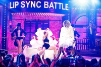 Deion Sanders Performs As Madonna On Lip Sync Battle; Praises Paul Ryan's Poverty Work