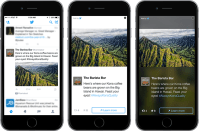 Twitter's target audience Platform Now comprises Off-Twitter Placements Of Video & Tweet ads