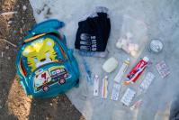 What's In A Refugee's Bag? See What individuals lift As They Flee