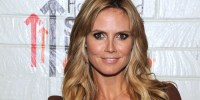 Heidi Klum In Naughty Risque Instagram picture Spanks Self With Spoon On naked Butt