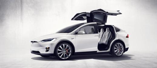 Tesla Debuts The Model X SUV, Its Most Advanced Car Yet