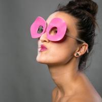 A crazy Modular Platform For 3D-Printed Eyewear